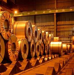 Hot rolled coil and cold rolled coil account for most of ArcelorMittal Temirtau's sales to Iran.