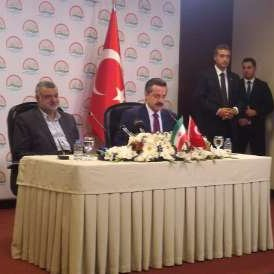 Iran, Turkey Agree to Boost Agricultural Ties