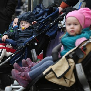 Germany's Fertility Rate Hits 33-Year High