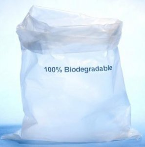 Biodegradable Plastic Shortlisted for Eco Award