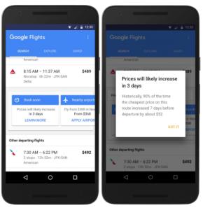 Google to Help Travelers  Find Best Airfares