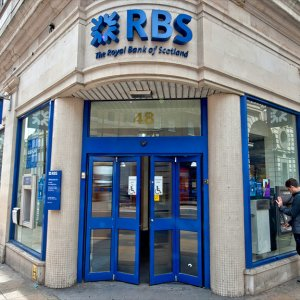 RBS Reports  $568m Loss in 3Q