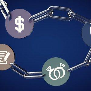 Bank Marks First Blockchain Tech Use
