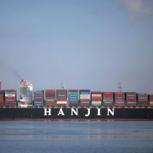 Hanjin Shipping Gets Five Bids