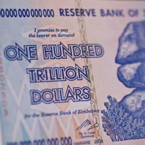 New Zimbabwe Notes Stir Memory of 500b Percent Inflation