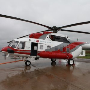 Russian Helicopter Co. Authorizes Service Center in Iran