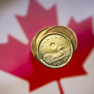Canada Struggling to Save Loonie