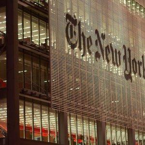 NYT  Posts Q1 Loss