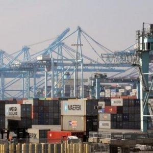 US Trade Deficit at Ten-Month High