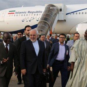Zarif Begins African Tour