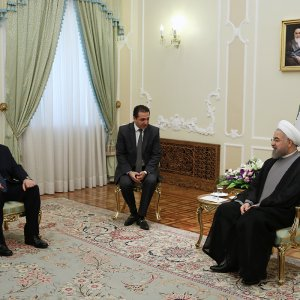 Rouhani: Iran Strives for Regional Peace, Stability