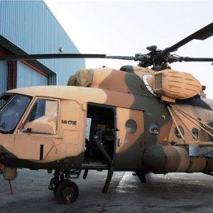New Choppers for IRGC, IRCS