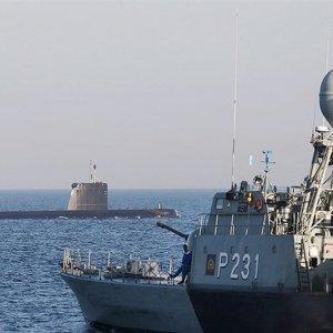 Navy Flotilla Sets Sail for High Seas