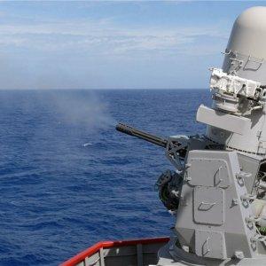 Upgraded CIWS for Navy
