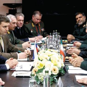 Tehran, Moscow Draft Military Coop. Plans