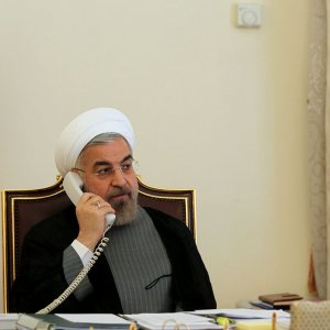 Rouhani, World Leaders Confer on Phone