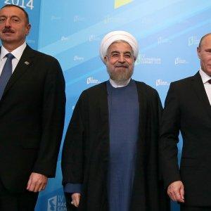 Azerbaijan-Iran-Russia Talks Confirmed