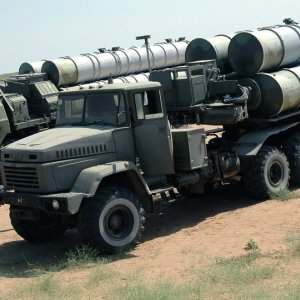 Russia Delivers 50% of S-300 Systems