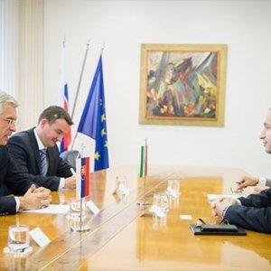 Iran, Slovakia Explore Better Relations
