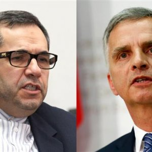 Deputy FM Holds Sanctions Talks in Bern