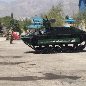 New Military Equipment Displayed