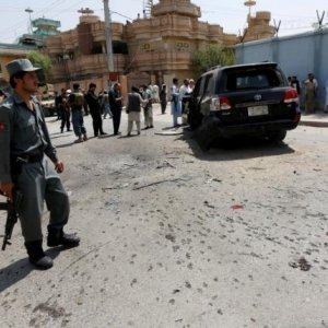Bystanders Killed, Injured in Attack in East Afghanistan