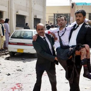 Both IS, Pakistan Taliban Claim Deadly Attack on Quetta Hospital