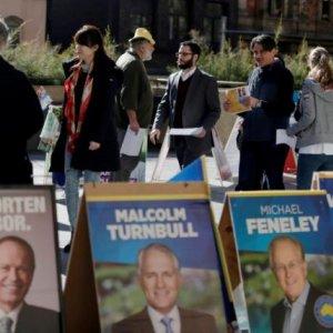Australian Poll Seen as Dead Heat