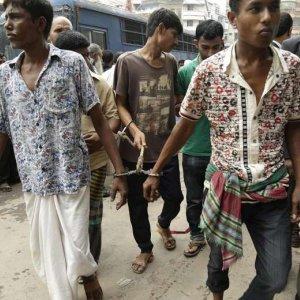 11,600 Jailed in Bangladesh Crackdown on Militants