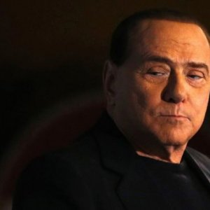 Berlusconi in Hospital for  Heart Problem