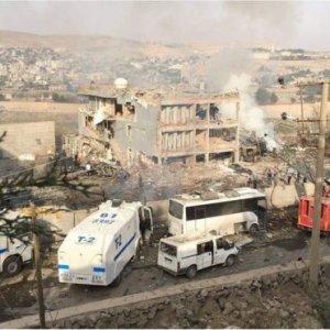 Car Bomb Attack in Turkey Kills 11 Police Officers