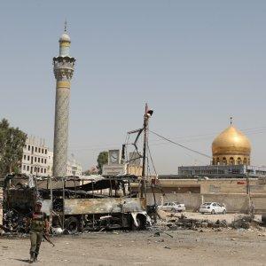 Twin Bombings Rock Damascus Suburb