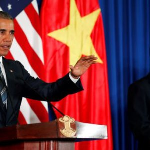 China Faces Headaches From Warming Vietnam-US Ties
