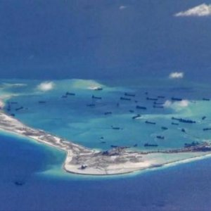 Satellite Images Show China Built Hangars on Disputed Spratly Islands