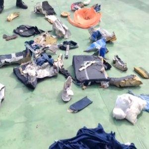 EgyptAir Human Remains Suggest Blast