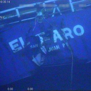 El Faro's Missing Data Recorder Discovered