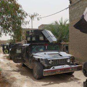 Iraqi Gov't Forces Retake Most of Fallujah