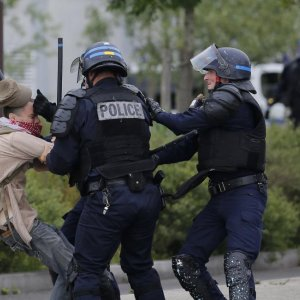 Clashes in France Amid Labor Reforms Unrest