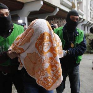 German Police Detain Suspected IS Member