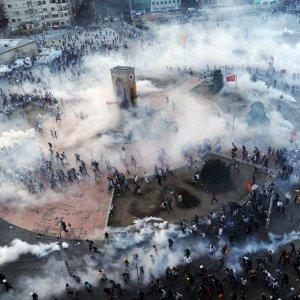 Turkey to Rebuild Disputed  Gezi Park