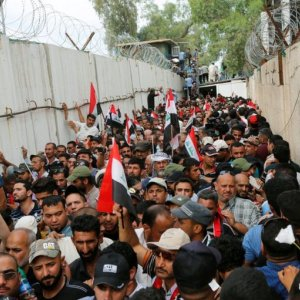 Abadi Orders Arrest of Parliament Protesters