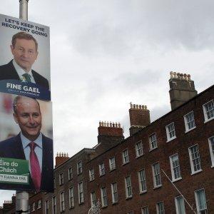 Irish Leaders Make Deal for New Gov't