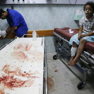 Israel Tank Fire Kills Gaza Woman
