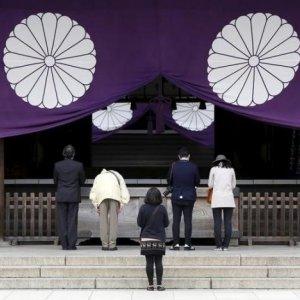 Japanese PM Will Not Visit War-Dead Shrine