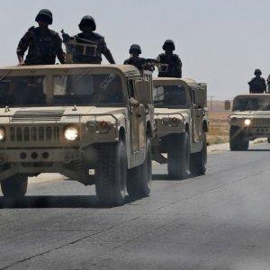 6 Jordanian Troops Killed in Car Bomb Attack