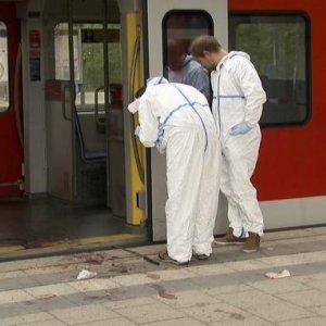 Knife Attack at Munich Station Kills One