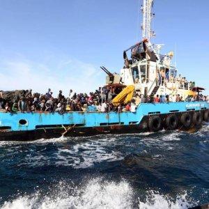 Libya Intercepts Boats Carrying 850 Migrants