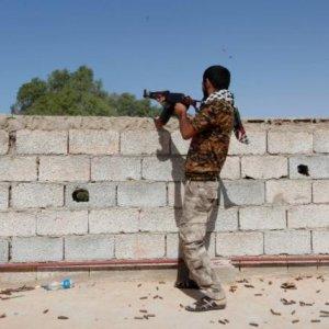 Libya Forces Close Ranks to Retake Sirte