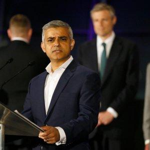 1st Muslim London Mayor Elected