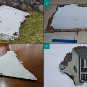Possible Debris of Malaysian Flight MH370 Found Near Mozambique Beach